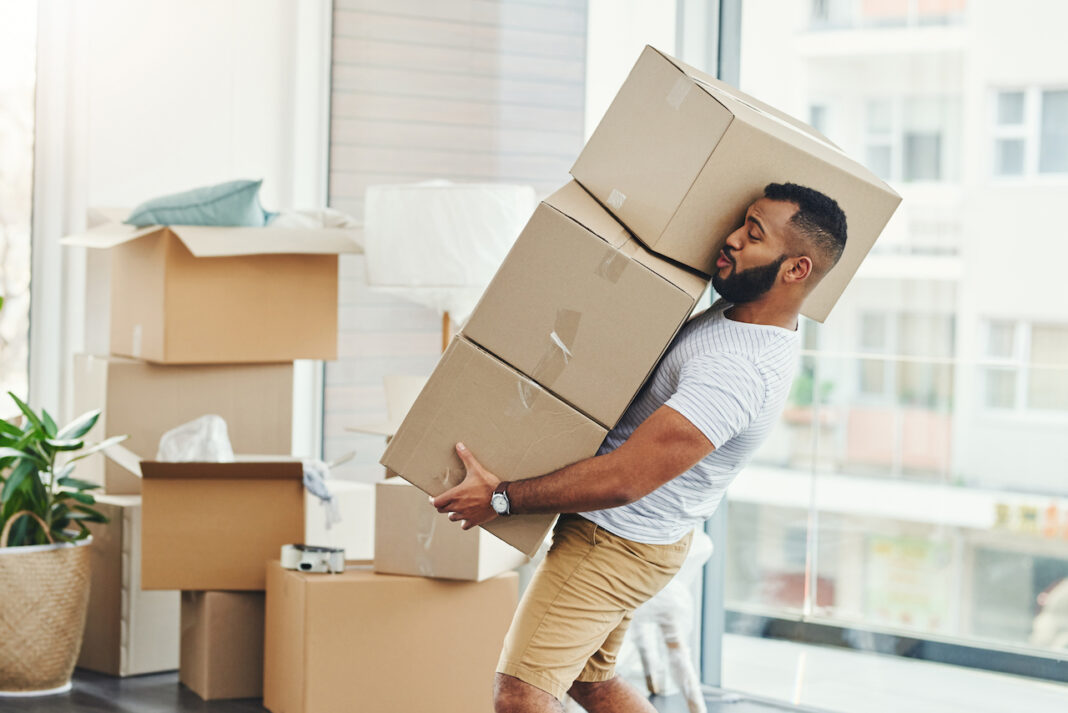 Top 9 Mistakes To Avoid When Moving