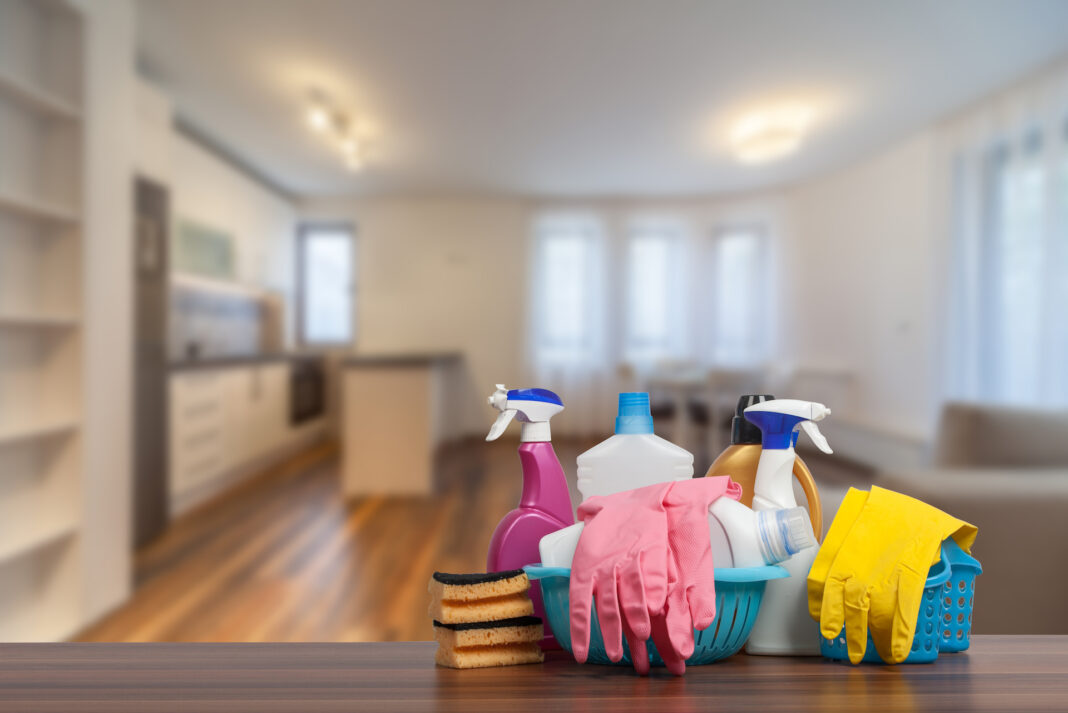 Move Out Cleaning: What to Clean Before Moving Out